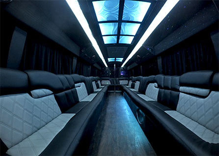 30 PERSON PARTY BUS